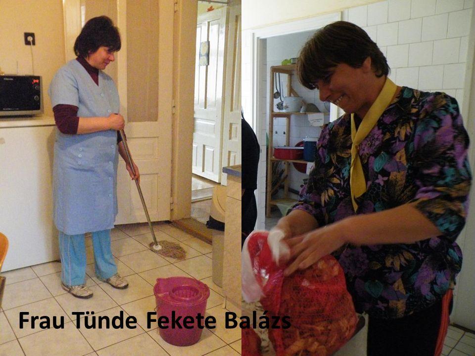 Frau Tünde Fekete Balázs