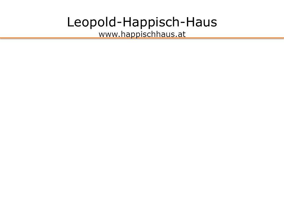 Leopold-Happisch-Haus www.happischhaus.at