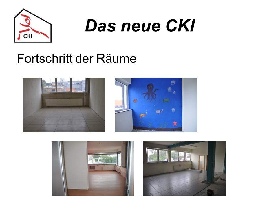 Das neue CKI Fortschritt der Räume
