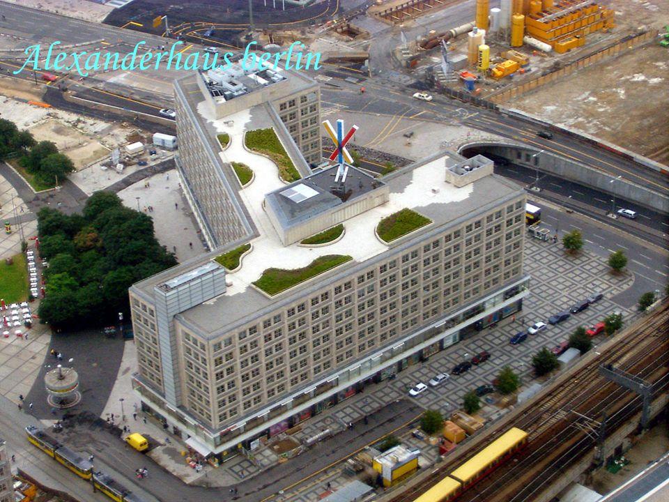 Alexanderhaus berlin