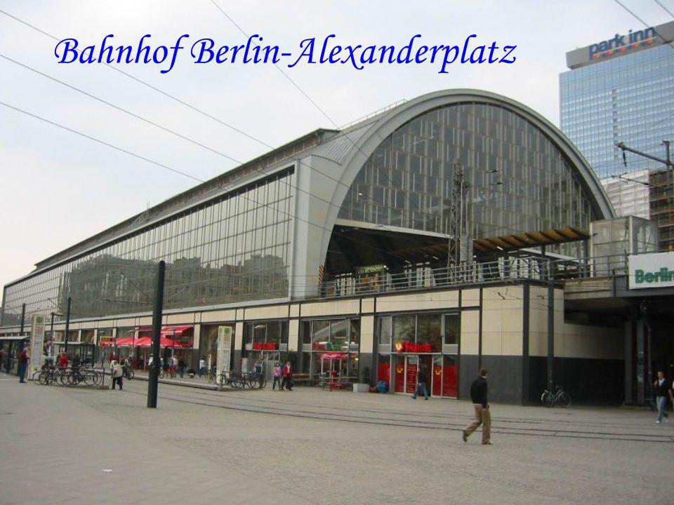 Bahnhof Berlin-Alexanderplatz