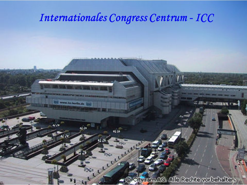 Internationales Congress Centrum - ICC