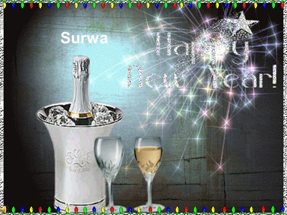 In den ersten Stunden des Neujahres beginnt der Brаuch Surwa (Surwakari).
