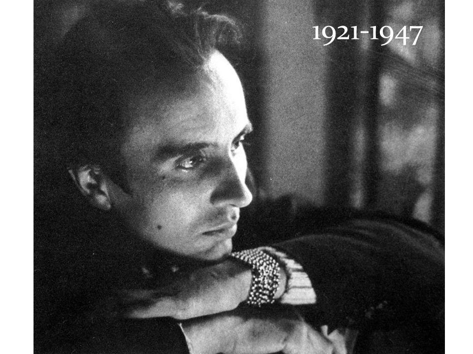 Biografie Stellen Sie sich vor, Sie sind Wolfgang Borchert noch 7 Jahre zu leben vor 1 Jahr Kriegsbeginn (2.