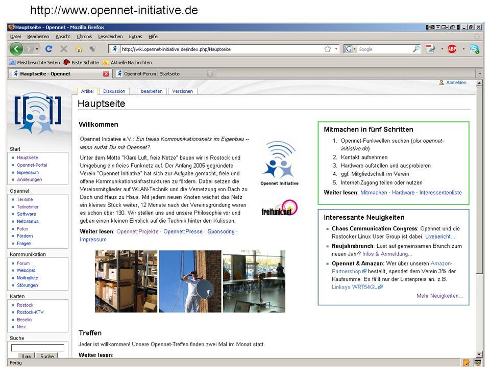 Dr. Ralf Pöhland Prisannewitz, 05.10.2009 http://www.opennet-initiative.de