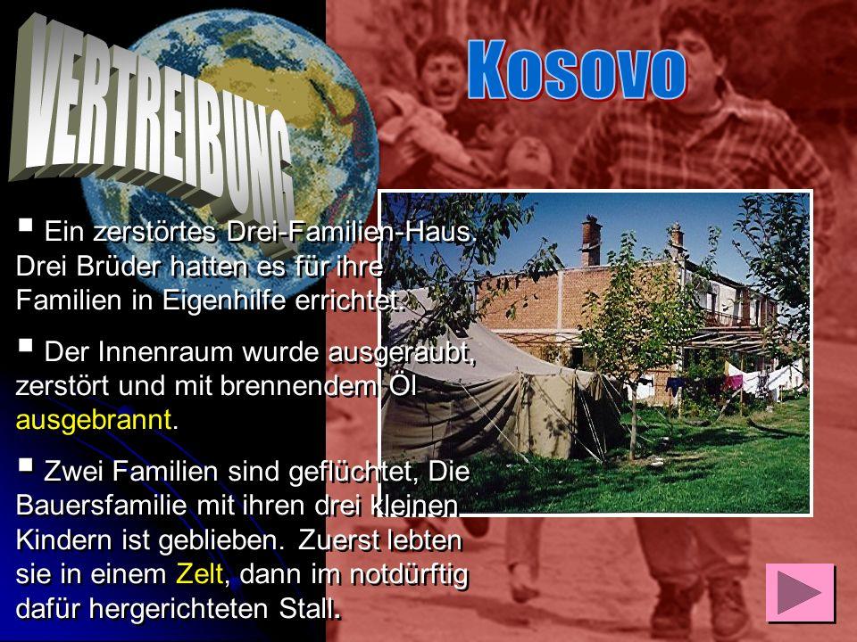 Pec/Pejë - eine Geisterstadt Wir werden an die Zerstörung Kölns erinnert, aus dem wir im Juni 1942 nach dem ersten 1000-Bomber Angriff der Kriegsgesch