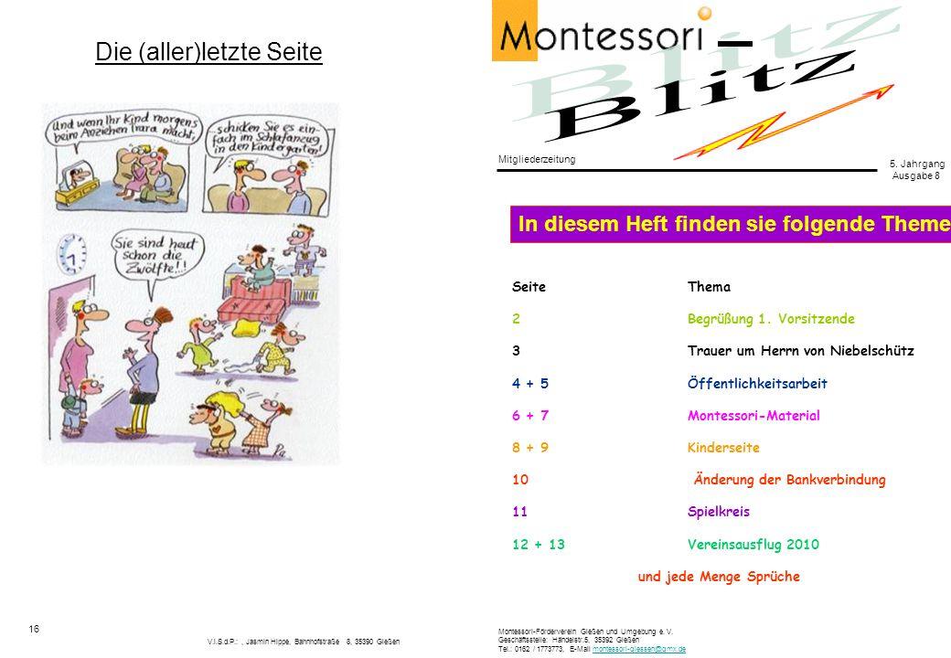 Montessori-Förderverein Gießen und Umgebung e.V.