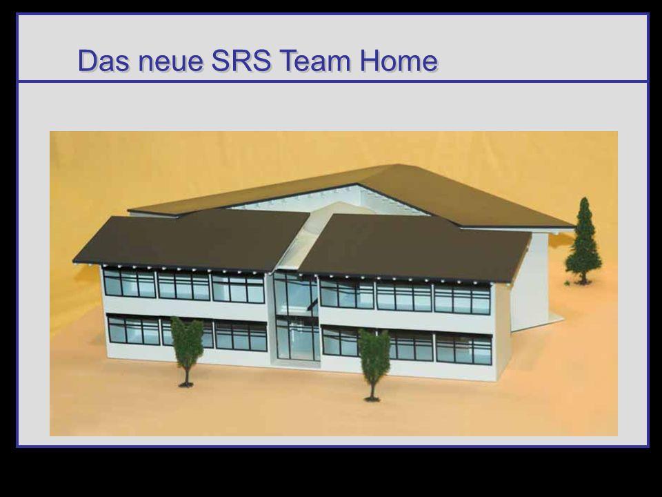 Das neue SRS Team Home