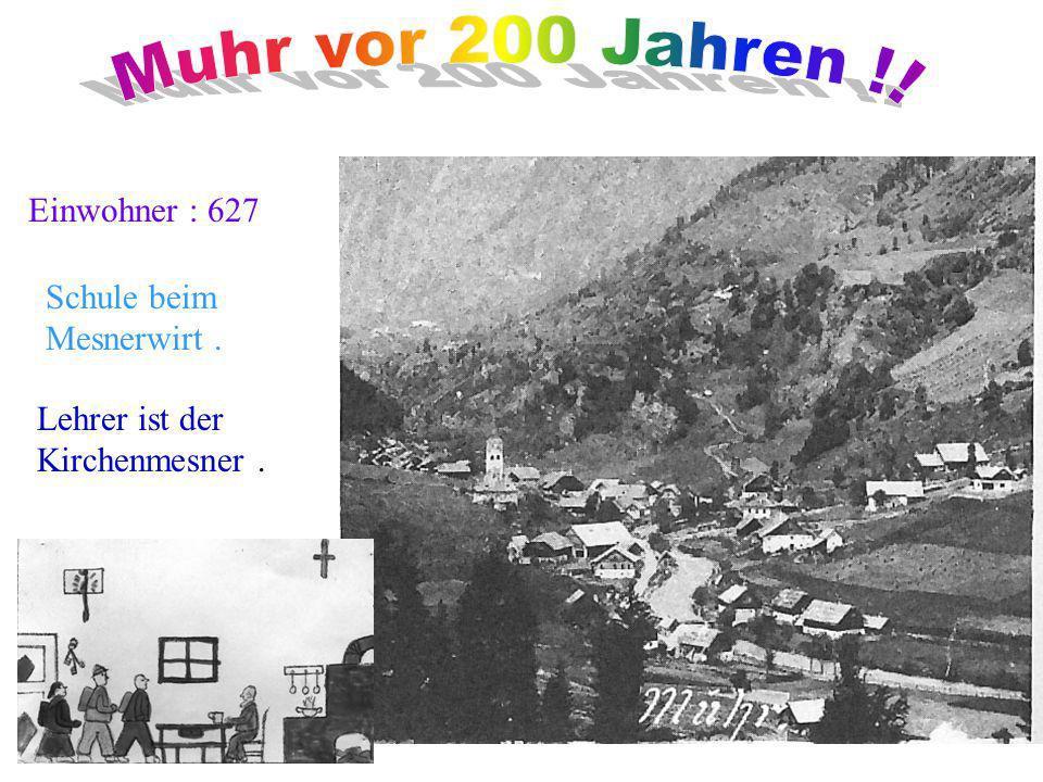 Ein Projekt der 3.Stufe der Volksschule Muhr.