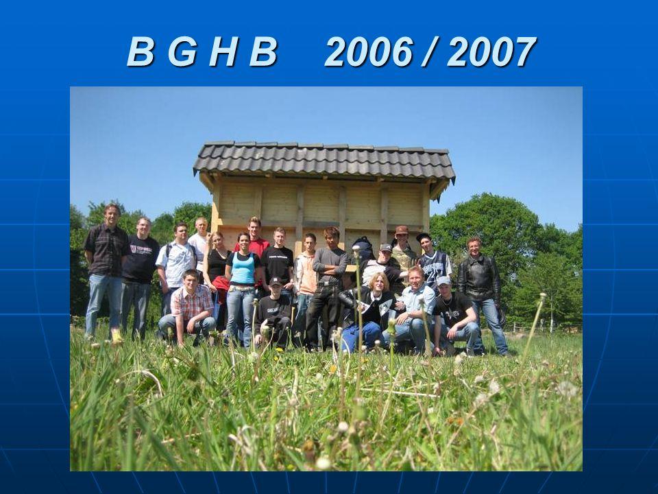 B G H B 2006 / 2007