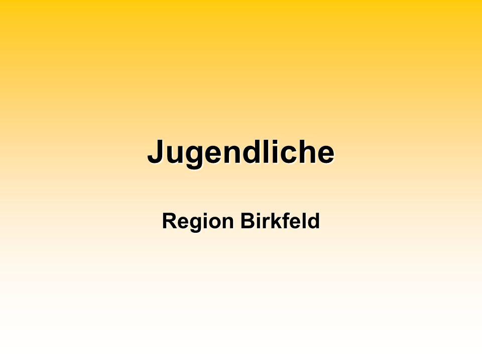 Jugendliche Region Birkfeld