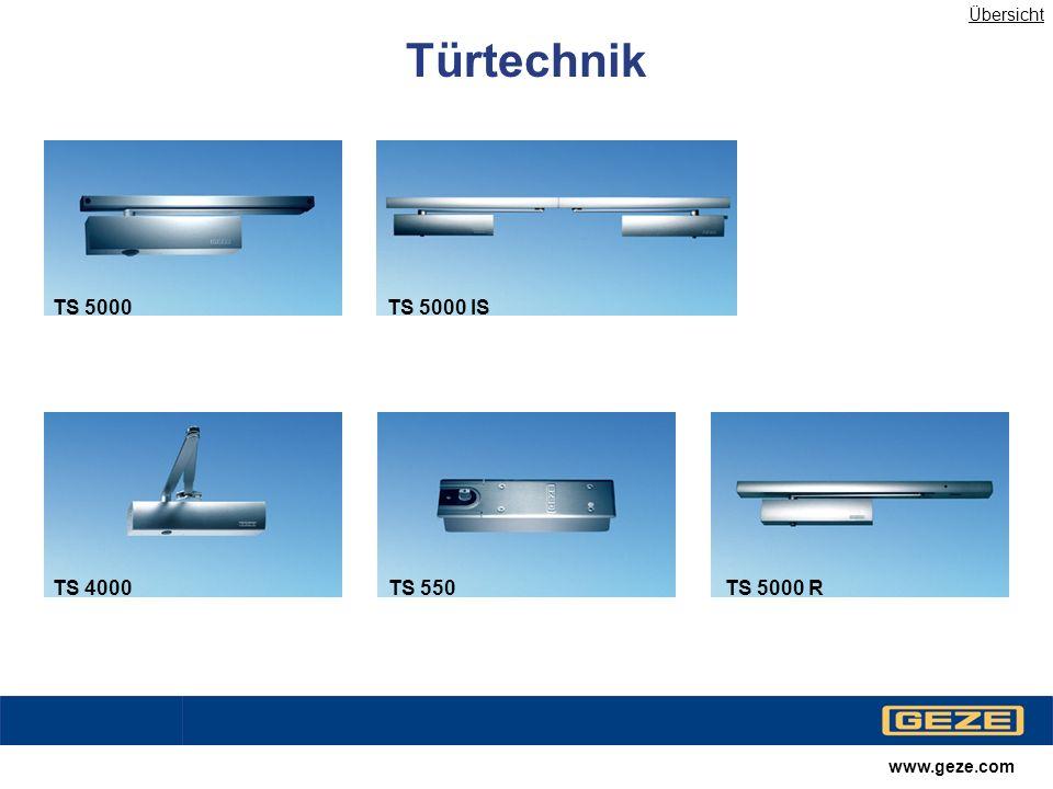 www.geze.com Verkehrstechnik SL-VTM 300; Brilliance of the Seas; Architekturbüro/Design: Meyer Werft, Papenburg Übersicht