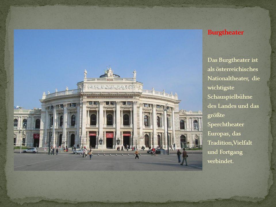 Das Schönbrunn war die Sommerrresidenz der Habsburger. Heute ist die Weltkulturerbe und Ősterreichs meistbesuchte Sehenswürdigkeit.