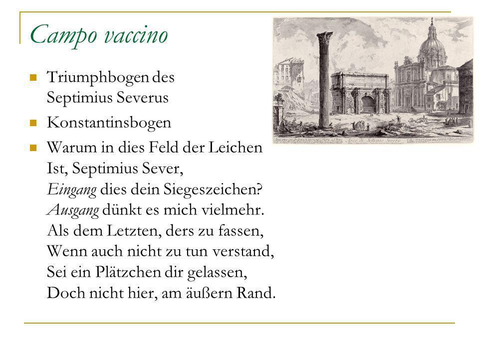 Campo vaccino Triumphbogen des Septimius Severus Konstantinsbogen Warum in dies Feld der Leichen Ist, Septimius Sever, Eingang dies dein Siegeszeichen