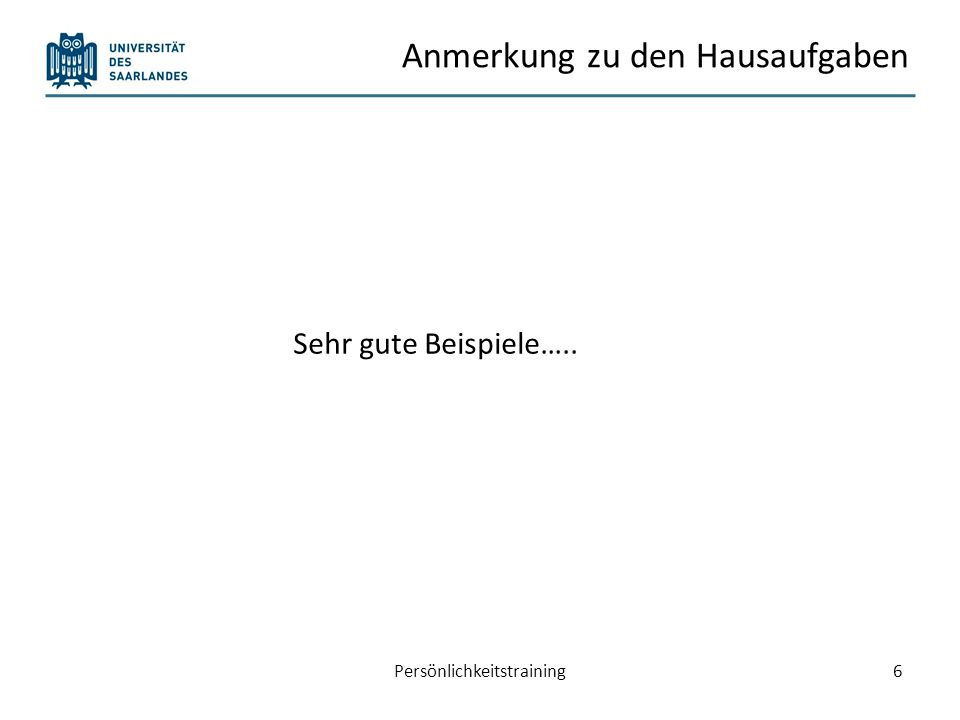 Was den Gecko an der Wand hält NNNNNNNNNNNNNNNNNNN Universität des Saarlandes Hausaufgabe: Präsentation und Rhetorik SS13, 15.07.2013
