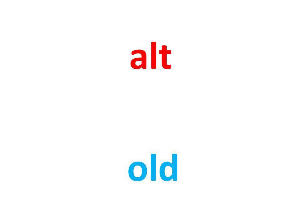 alt old