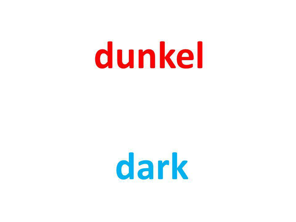 dunkel dark