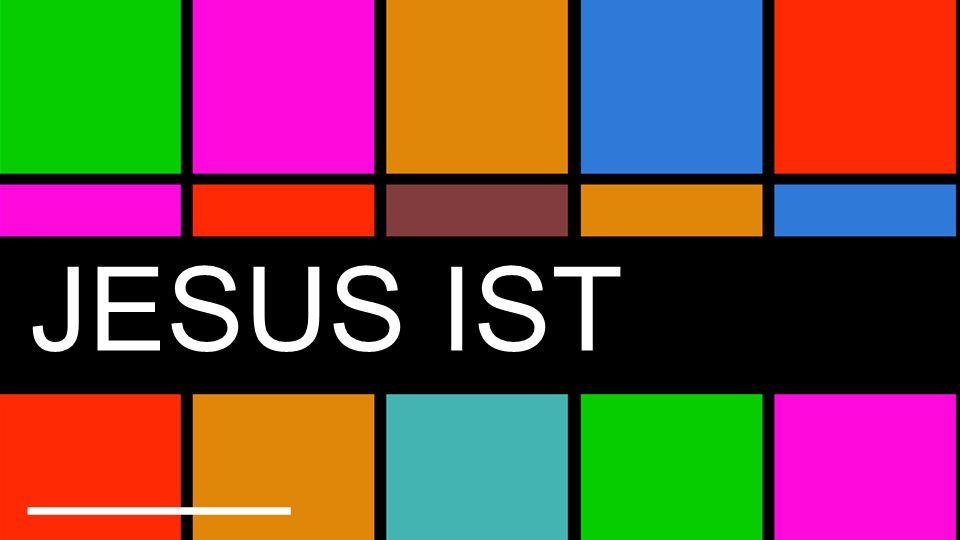 Du bist Gottes Favorit! Jesus liebt dich, bevor du ihn liebst.