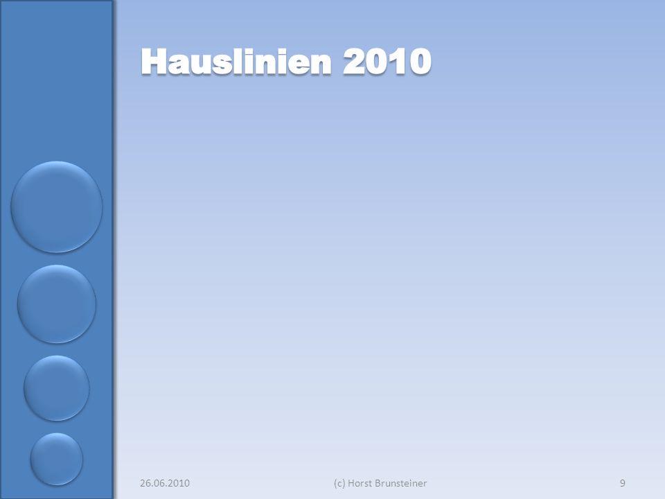 26.06.2010(c) Horst Brunsteiner9
