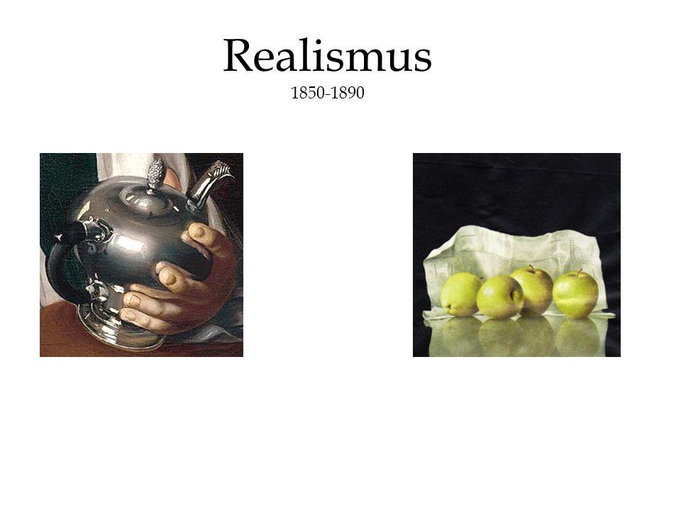 Realismus 1850-1890