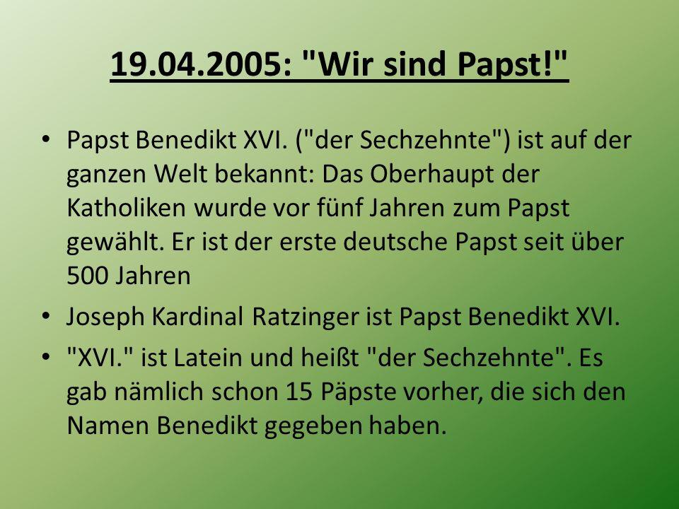 19.04.2005: