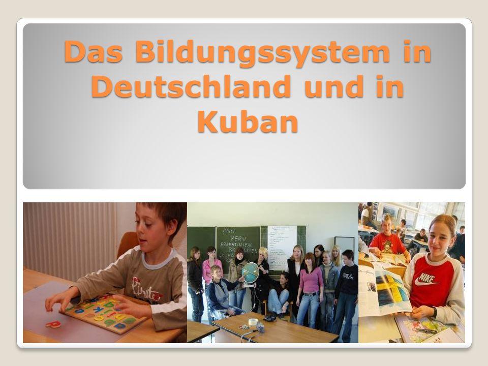Lest einige Aussagen ūber die deutschen Schulen und sagt, ob es bei uns auch so ist.