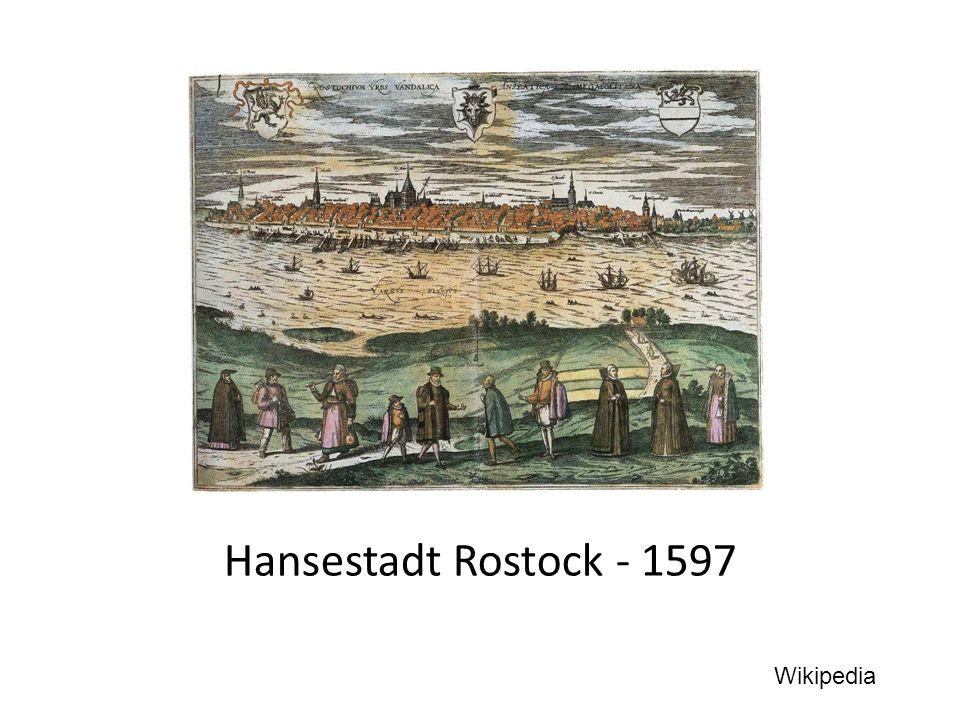 Hansestadt Rostock - 1597 Wikipedia