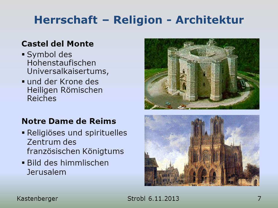 Herrschaft – Religion - Architektur Notre Dame de Reims Religiöses und spirituelles Zentrum des französischen Königtums Bild des himmlischen Jerusalem