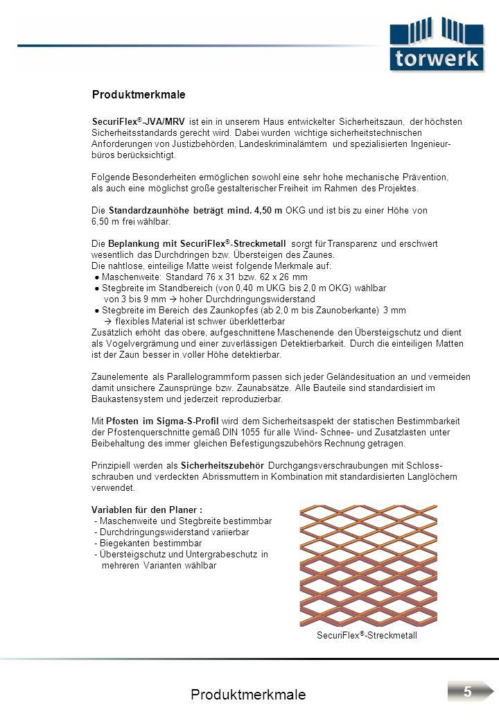 Untergrabeschutz Betonborde/Plattenbelag Abb.3: Zaunquerschnitt Untergrabeschutz Betonborde/Plattenbelag 16
