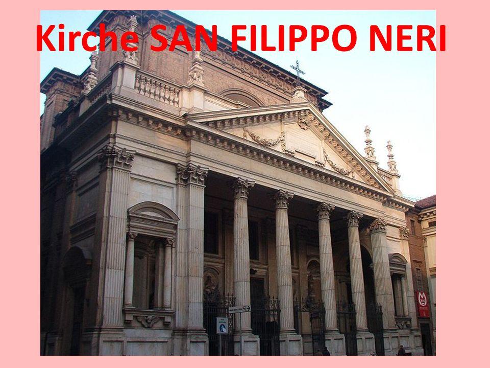 Kirche SAN FILIPPO NERI