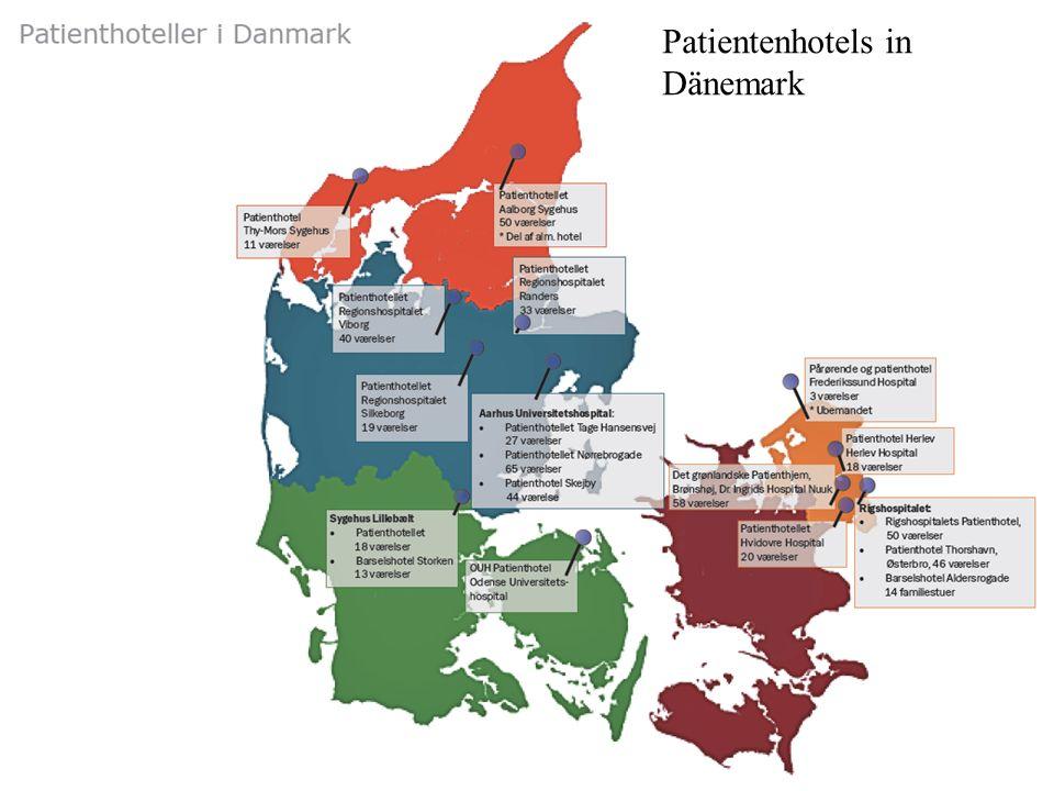 © 2012 Dr. Uwe K. Preusker, Preusker Health Care OY, Finnland Page 20 Patientenhotels in Dänemark