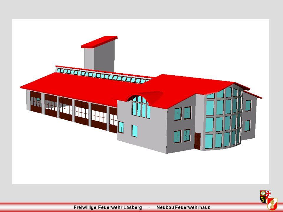 17 Freiwillige Feuerwehr Lasberg - Neubau Feuerwehrhaus