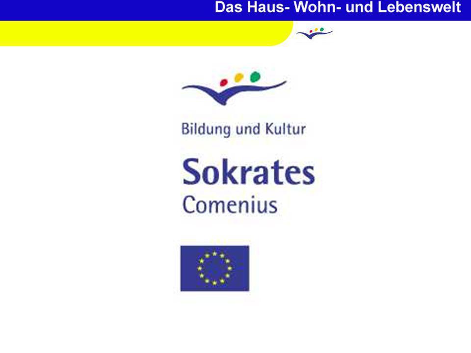 Index Idee – Heppenheim Comenius Partnerschulen Ziele - Das Haus- Wohn- und Lebenswelt Entwicklung bis heute - Momentaner Stand Zukunft – Der Weg...