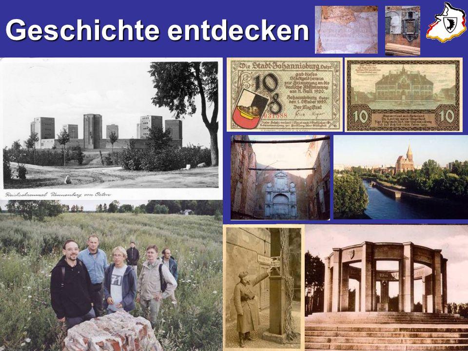 Geschichte entdecken