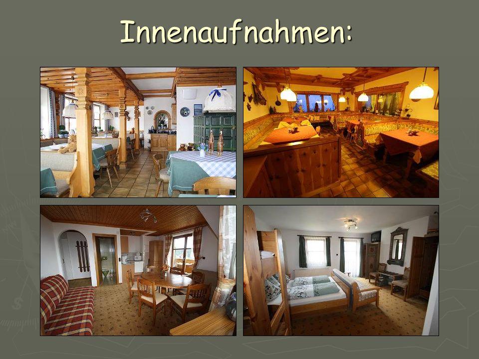 Hotel – Restaurant in Lammersdorf.