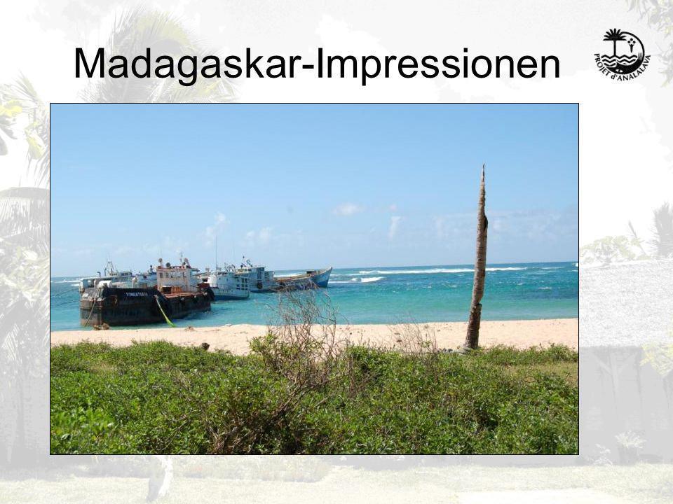 Madagaskar-Impressionen