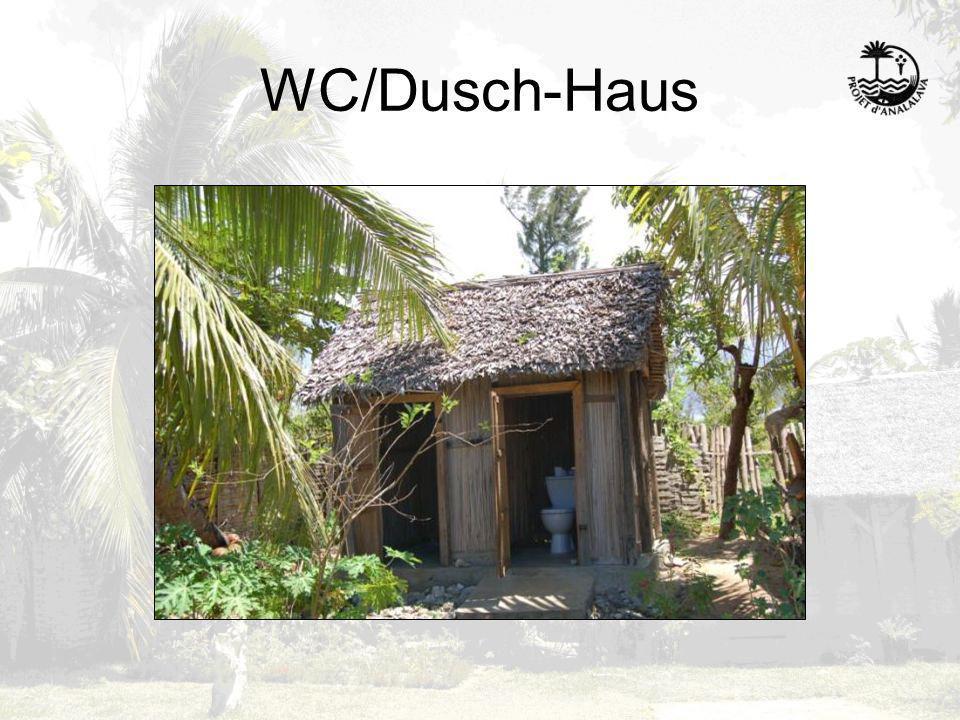 WC/Dusch-Haus