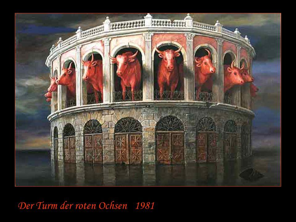 Der Turm der roten Ochsen 1981