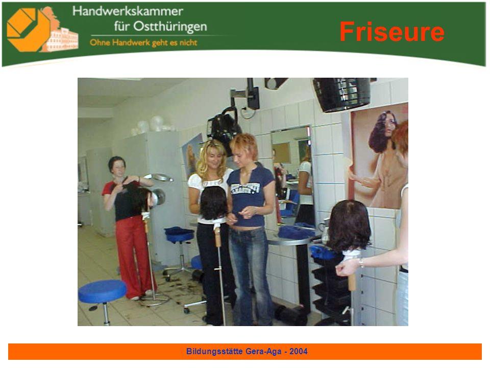 Bildungsstätte Gera-Aga - 2004 Fotografen