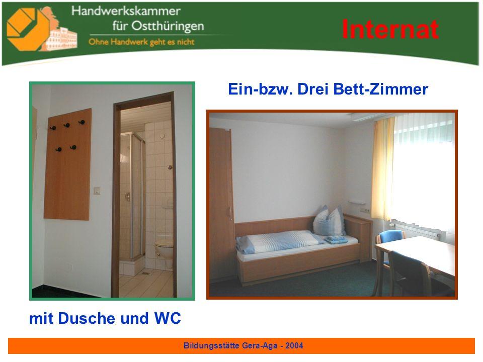 Bildungsstätte Gera-Aga - 2004 Internat