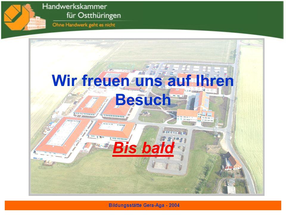 Bildungsstätte Gera-Aga - 2004 Internat Fernseh- und Aufenthaltsraum Freizeitangebote Internat