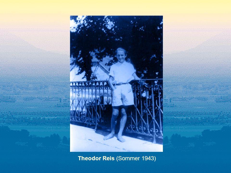 Theodor Reis (Sommer 1943)