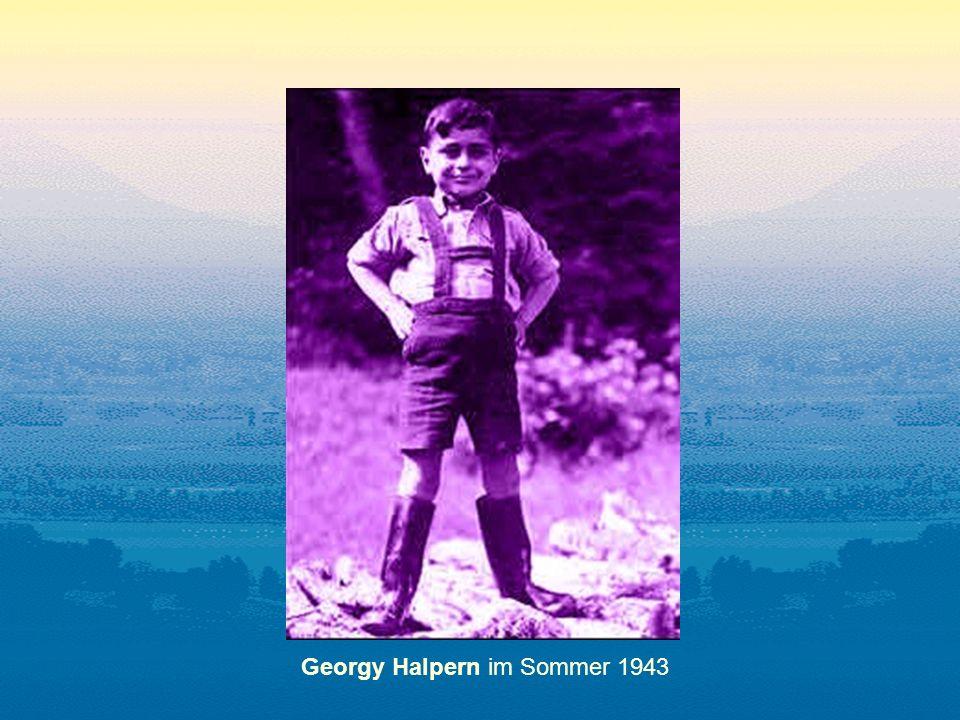 Georgy Halpern im Sommer 1943