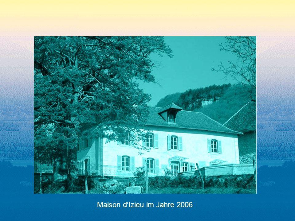 Maison dIzieu im Jahre 2006