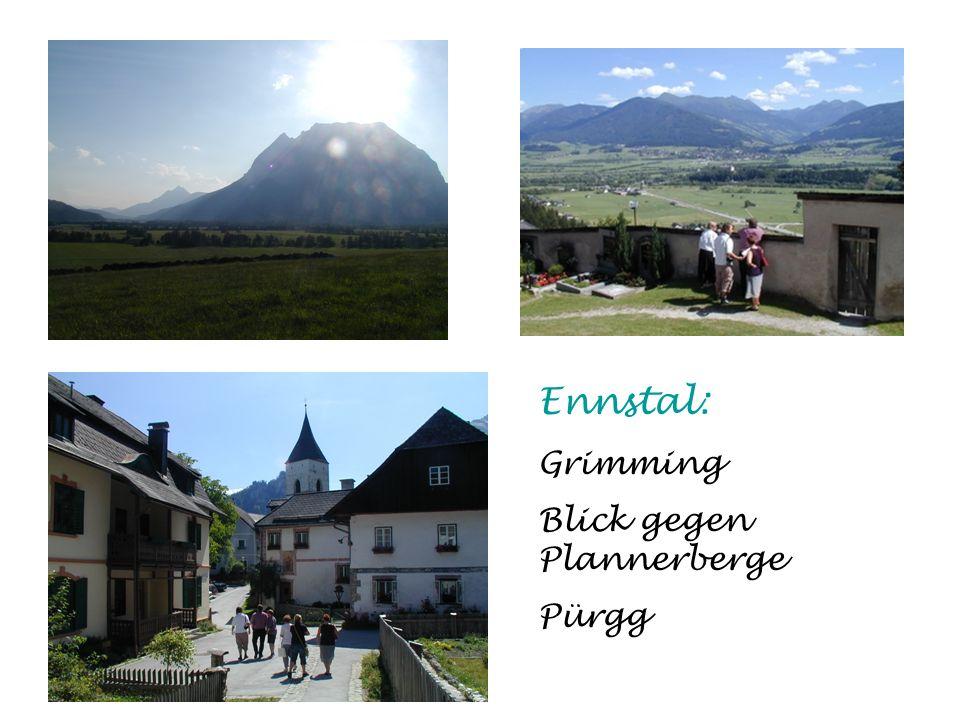 Bilder aus Burg Stechau bei Rottenmann