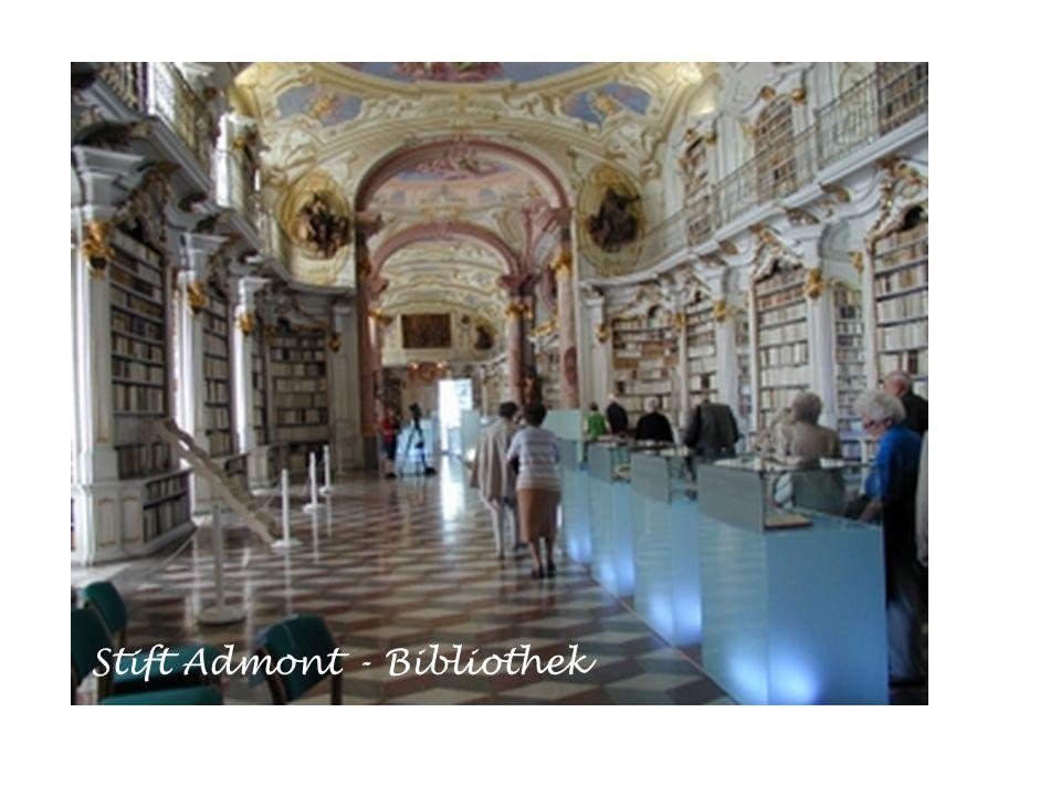 Stift Admont - Bibliothek
