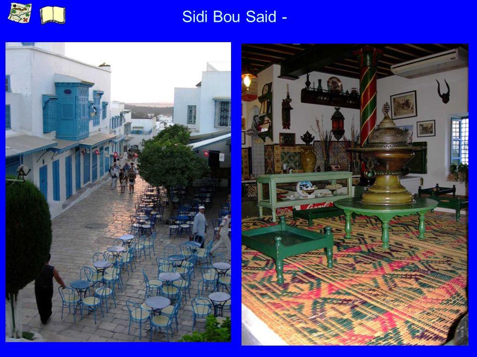 Sidi Bou Said -