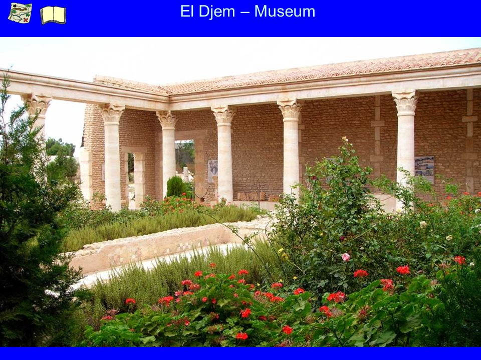 El Djem – Museum