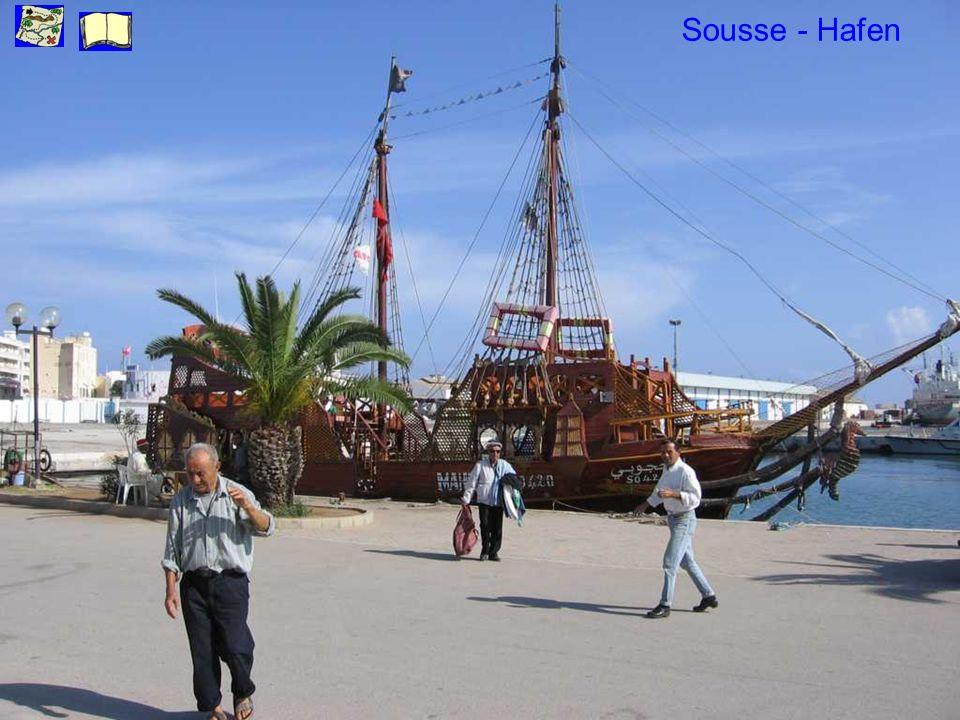 Sousse - Hafen