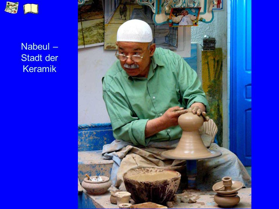 Nabeul – Stadt der Keramik